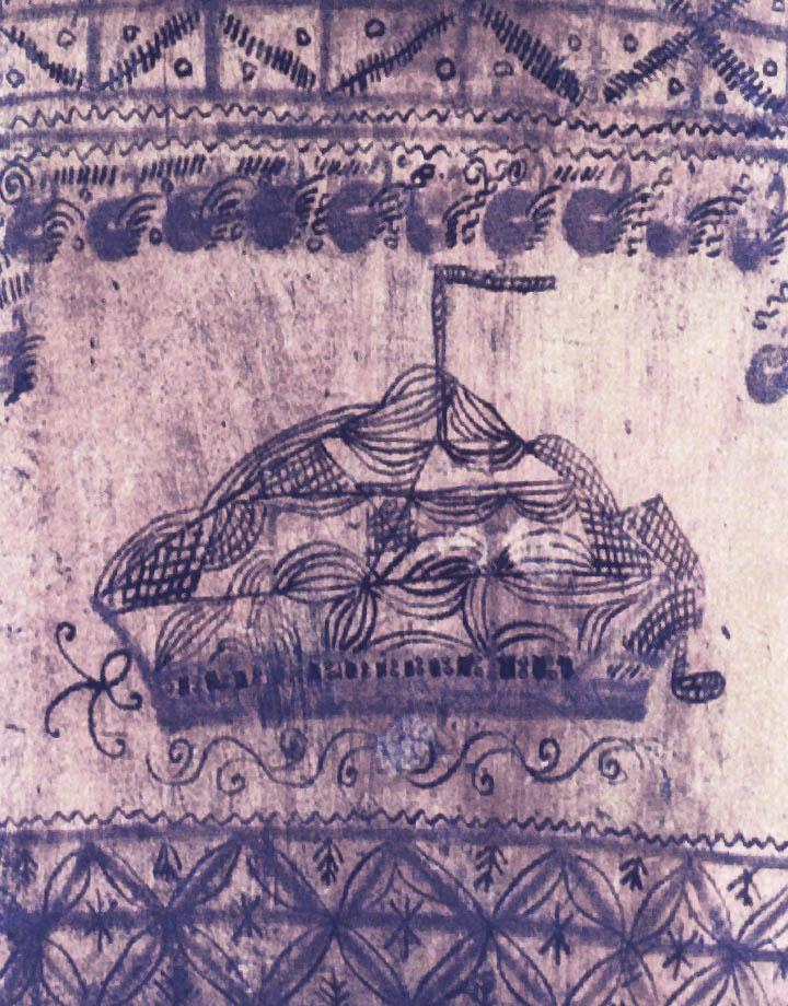 Северная графика Мезени